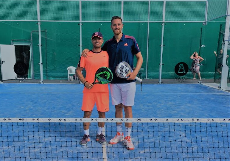 Olivetti / Henry remporte l'Open de Brunstatt