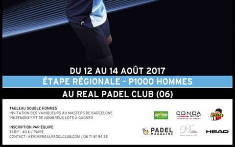 BELA au Head Padel Open du Real Padel Club