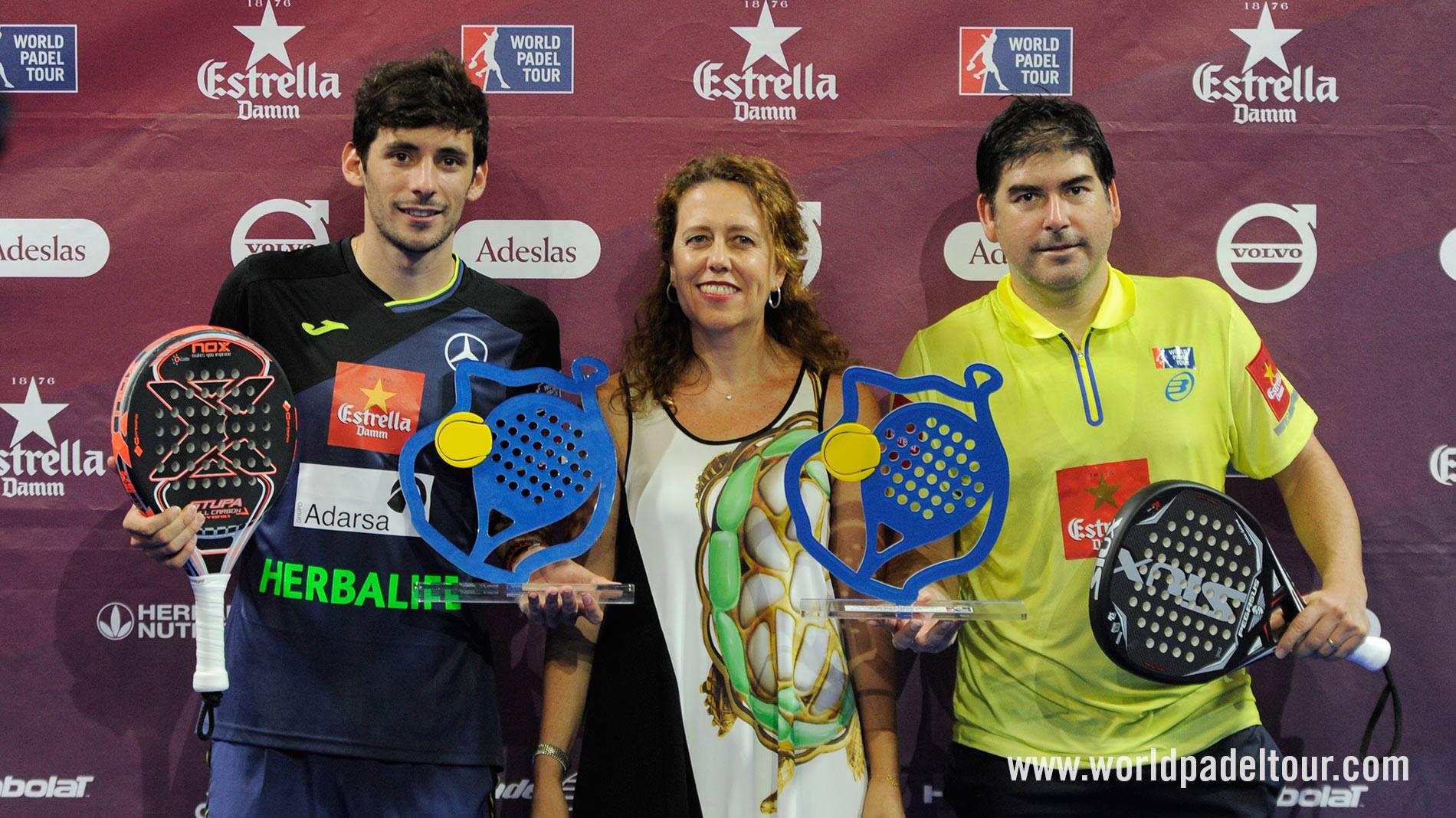 Cristian Gutiérrez-Franco Stupaczuk all'Open Gran Canaria Open
