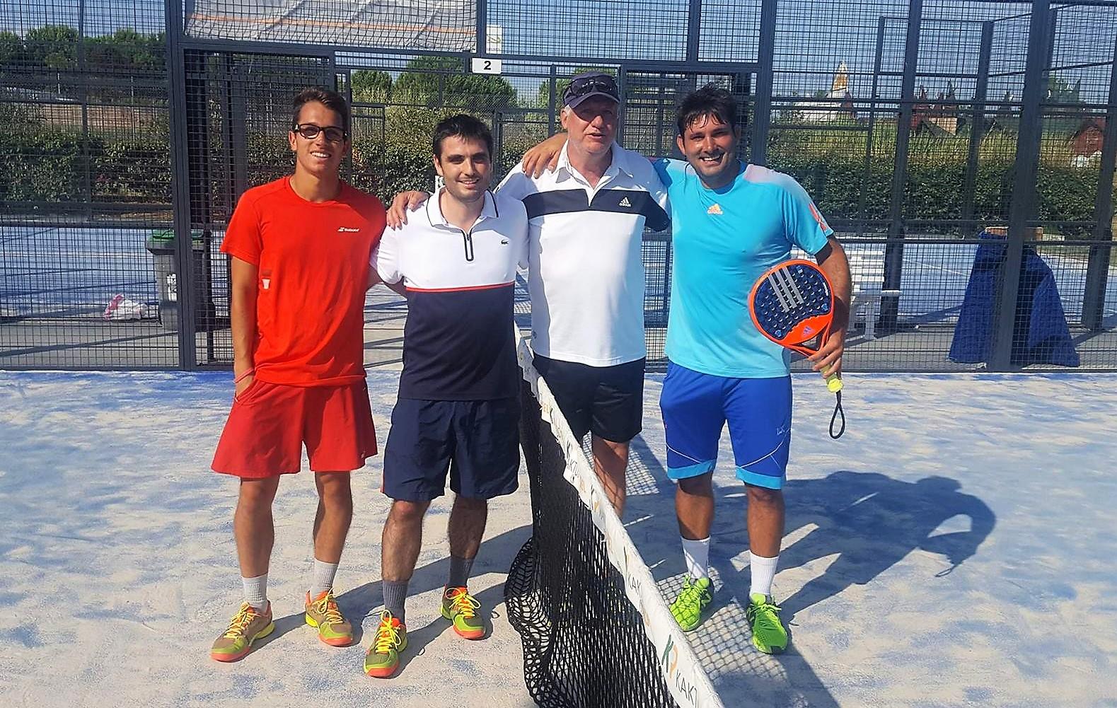 Salines / San Miguel vince il Palavas Open