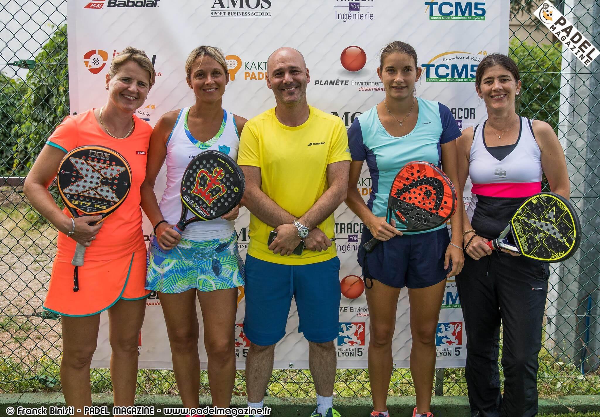 Collombon / Meites remporte l'Open du TCM5