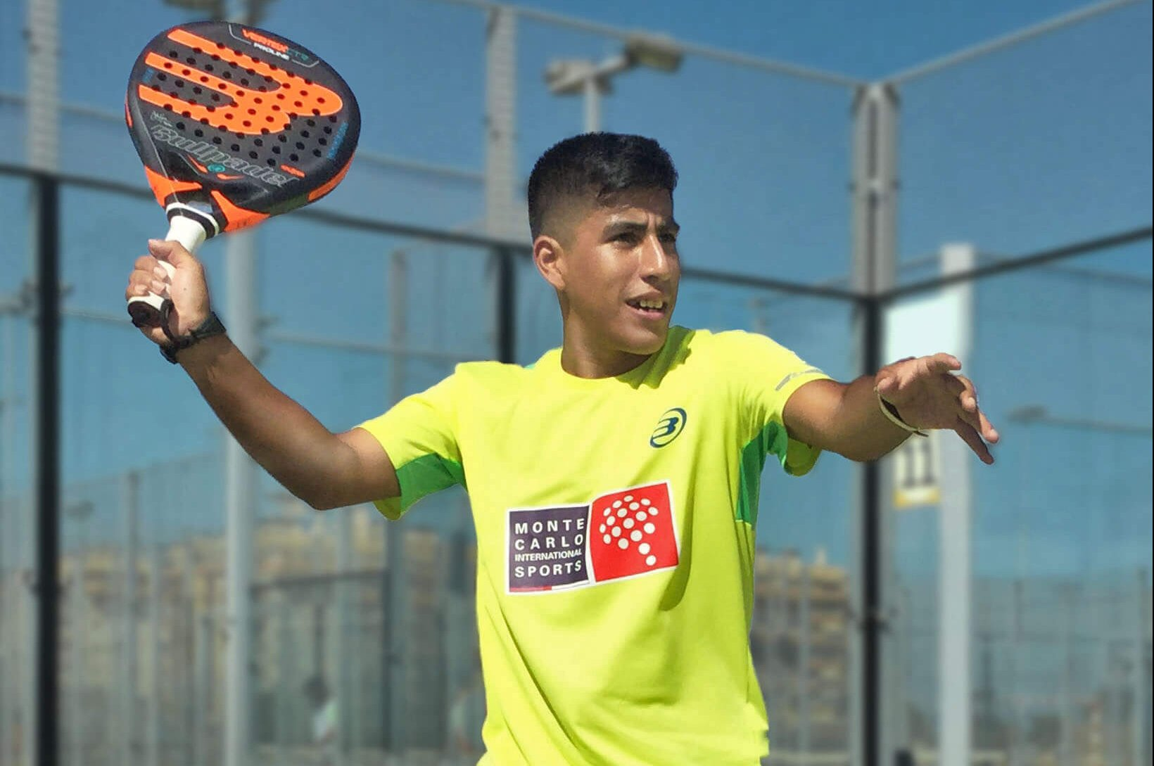 Fede Chingotto rejoint la team BULLPADEL