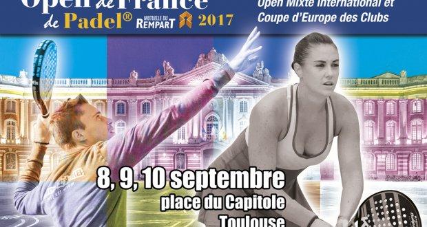 Règlement sportif de l'Open de France Mixte Mutuelle du Rempart