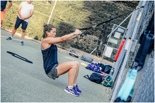 Get in shape padel with FITPADEL