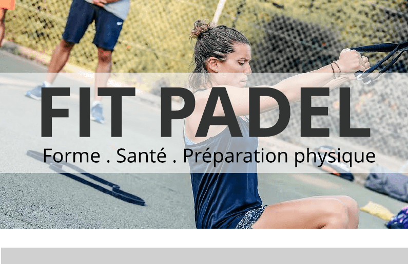 FITPADEL - Fitness / Health / Physical preparation
