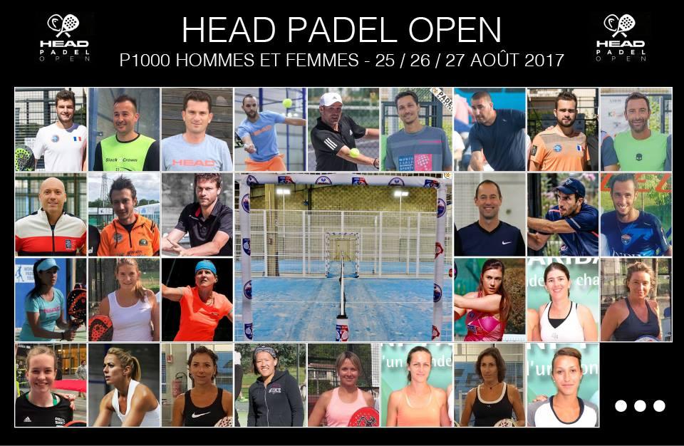 Organizacja Head Padel Open w Lyonie