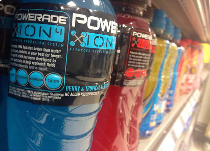 Energy drinks, does it work?
