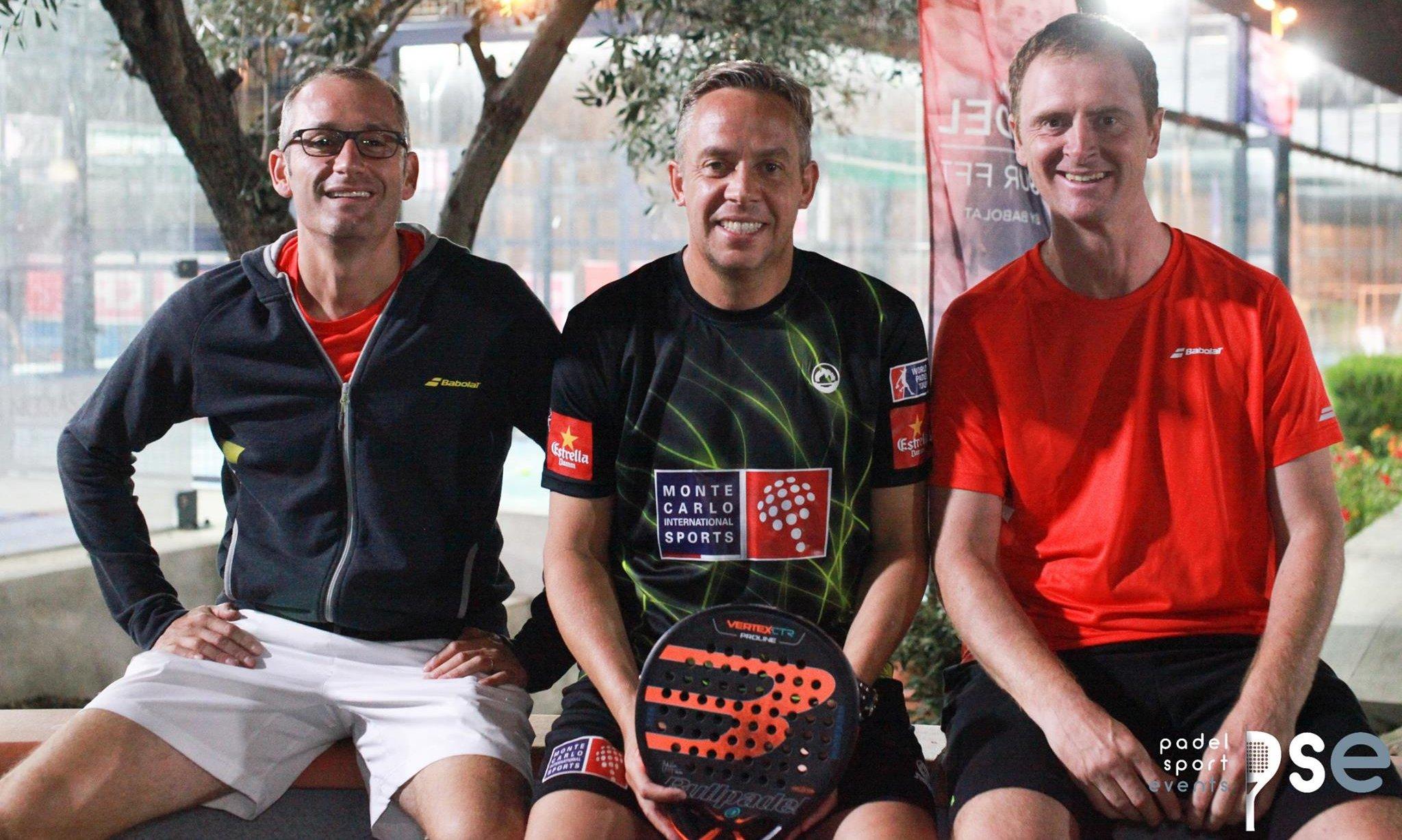 Top départ du My Padel Tour du Club du Mas – Perpignan