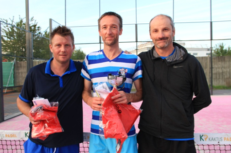 THEUNYNCK - BURELLI wins the Tecnifibre Open d'Ozoir