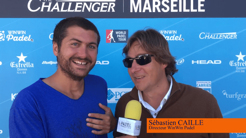 """Sébastien Caille : """"Un Challenger 2018 qui rassemble plusieurs clubs, possible ?"""""""