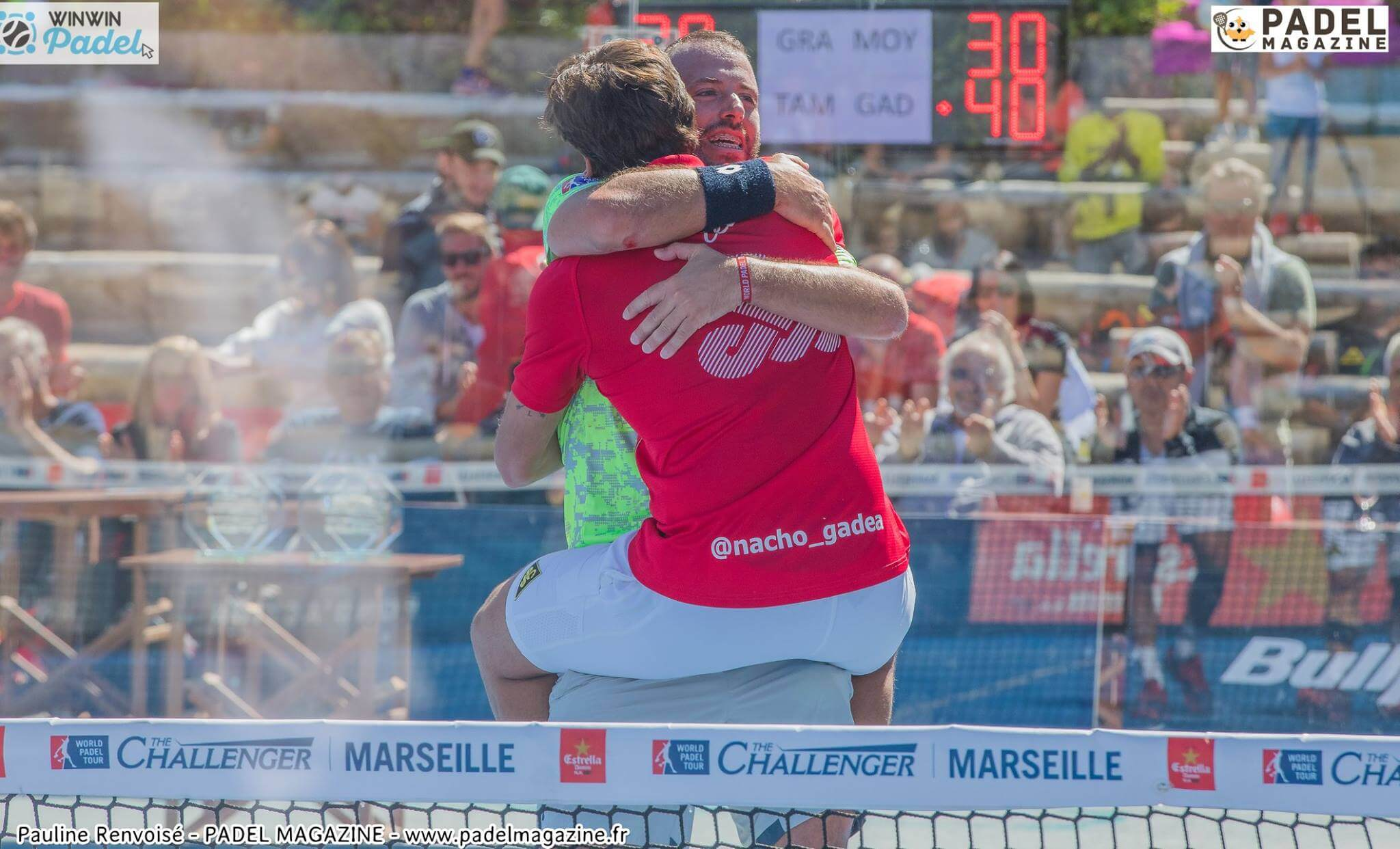 Tamame / Gadea: The Kings of Challenger WinWin Padel Cabriès