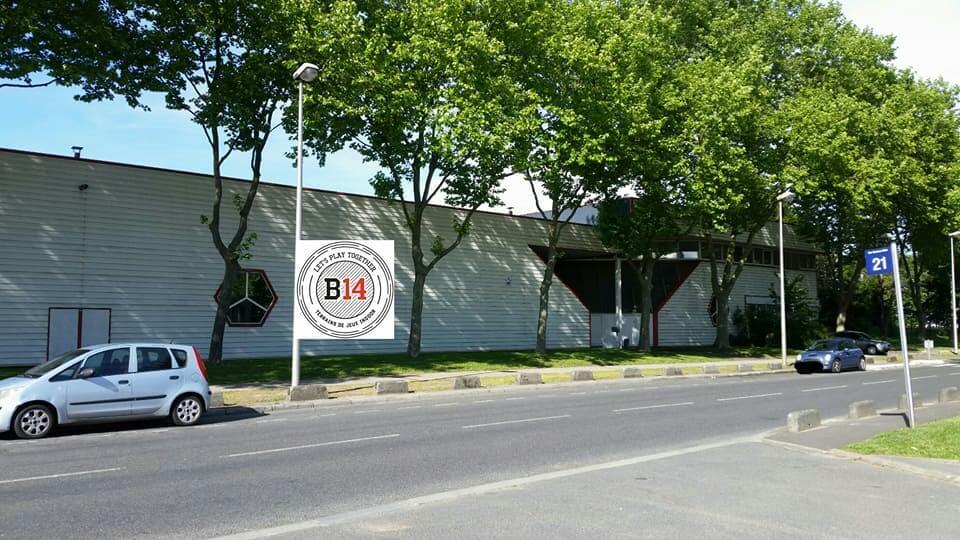 Formule 3 padel in B14