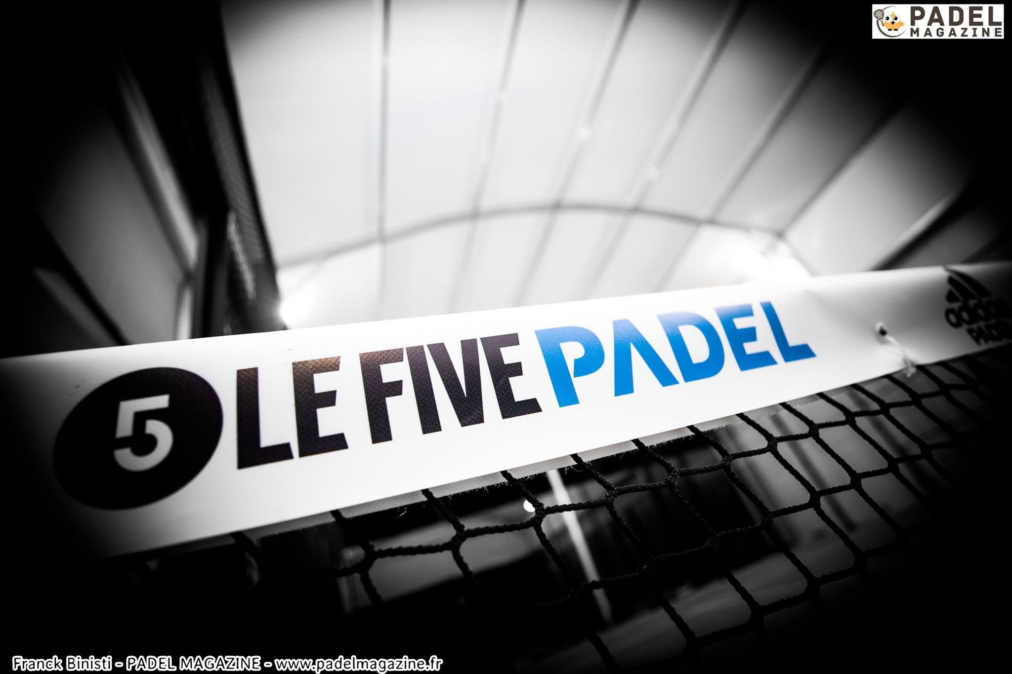 le five lance le padel annemasse padel magazine. Black Bedroom Furniture Sets. Home Design Ideas