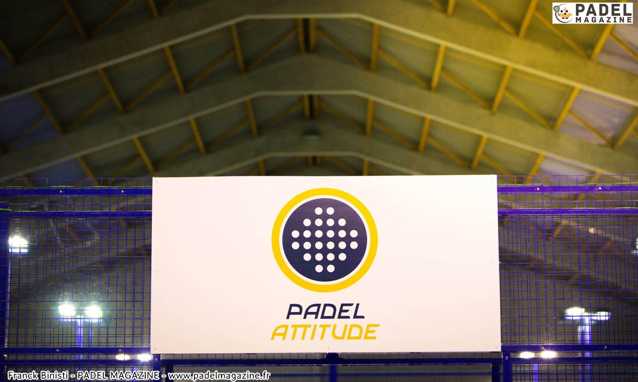 Padel attitude tournois de padel