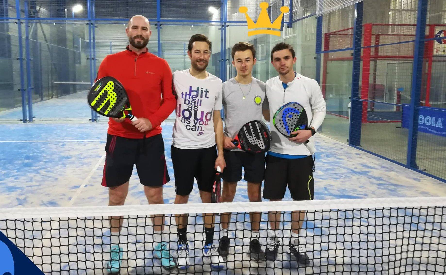 Varin / Garcia remporte le dernier Open Padel Arena