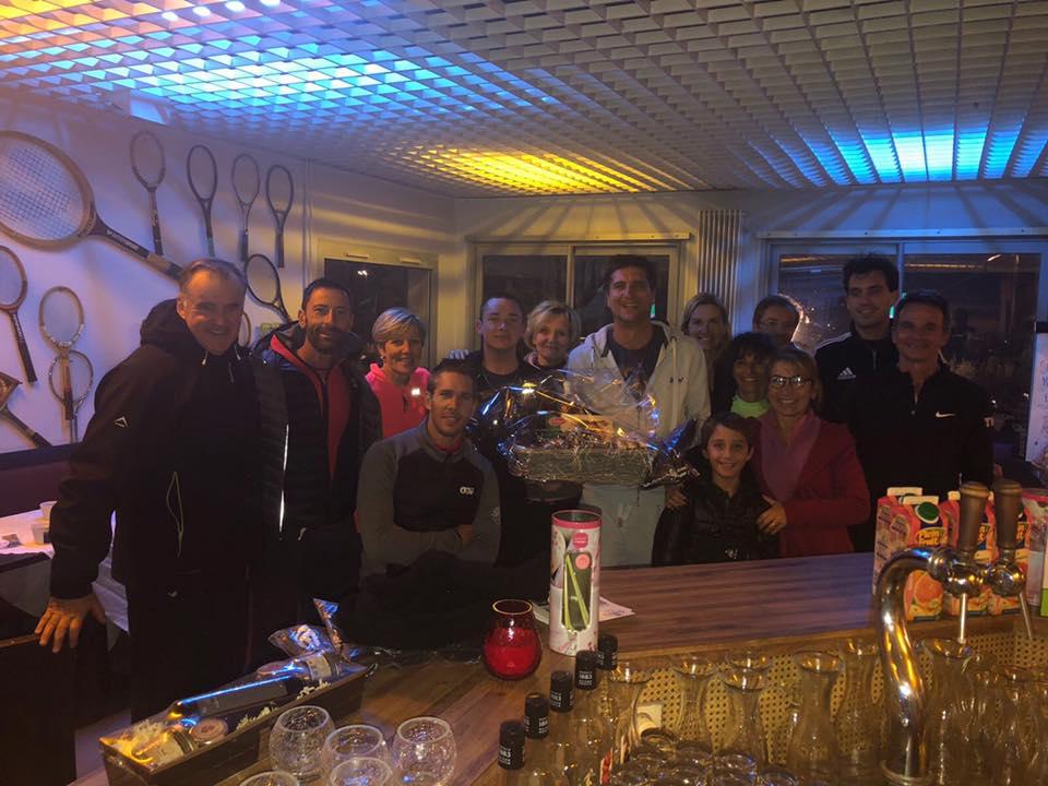 Padel Club de Vence świętuje Boże Narodzenie!