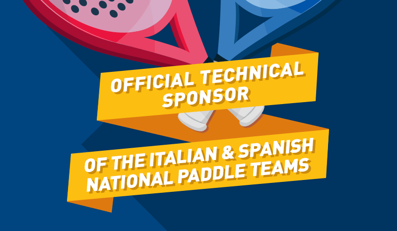 Lotto Sports Italia se lance dans le padel avec panache