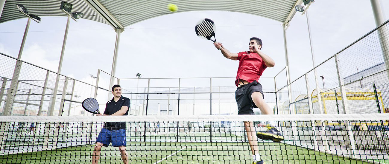 COURSE IN THE KINGDOM OF PADEL