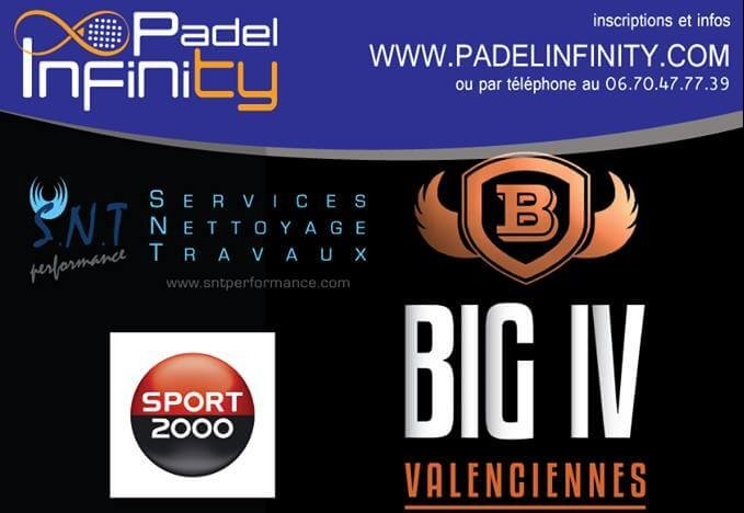 Padel Infinity 2018 starts strong: BIG IV + SOCCER PARK BORDEAUX