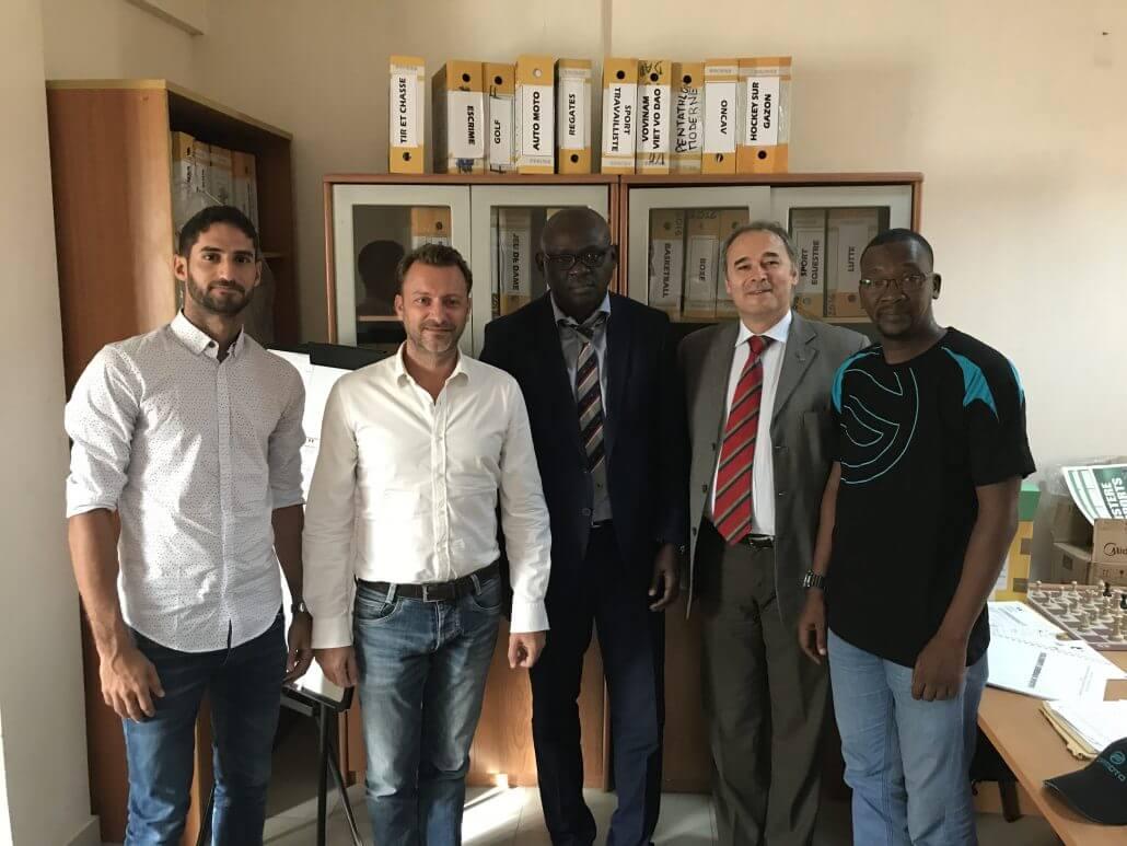 Senegal: primo paese africano ad aderire alla FIP