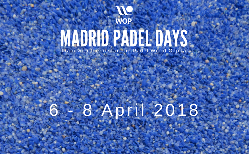 It's back to Madrid Padel Days