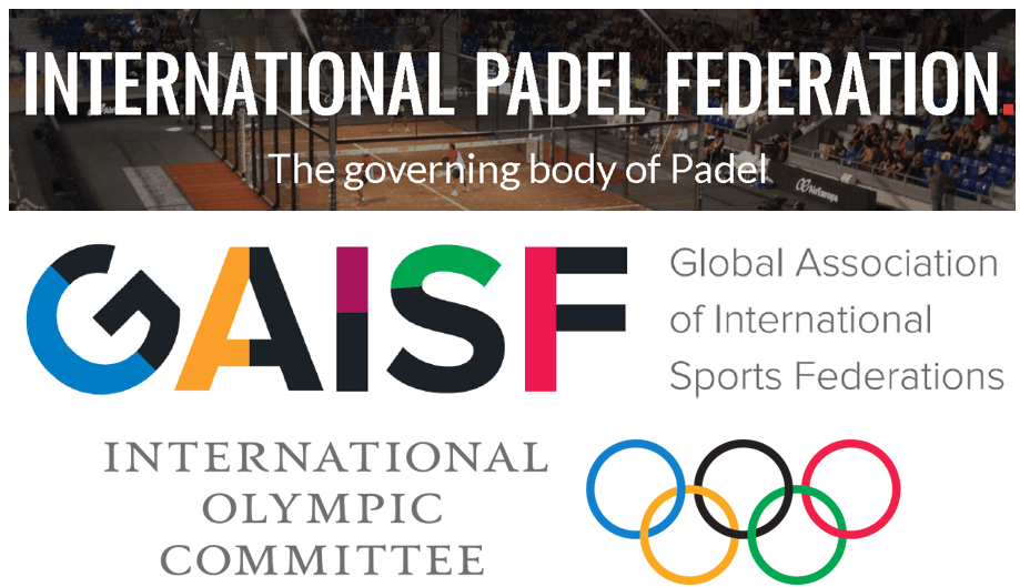 The International Padel Federation recognized by GAISF