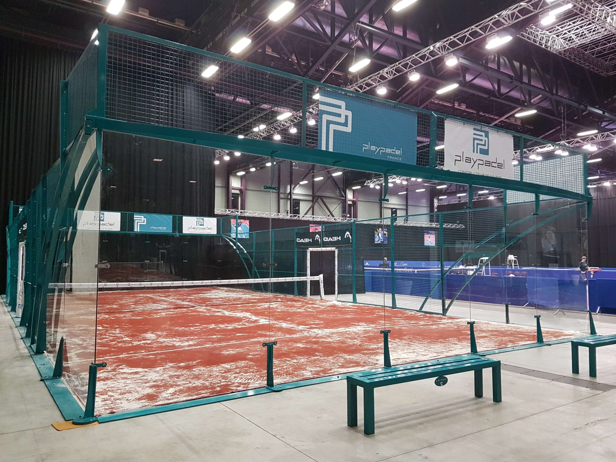 L'Open Sud de France en mode padel