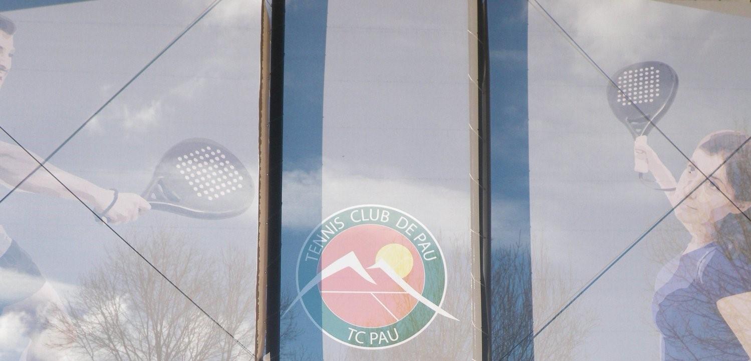 Teasing de L'Open Tennis / Padel Club de Pau