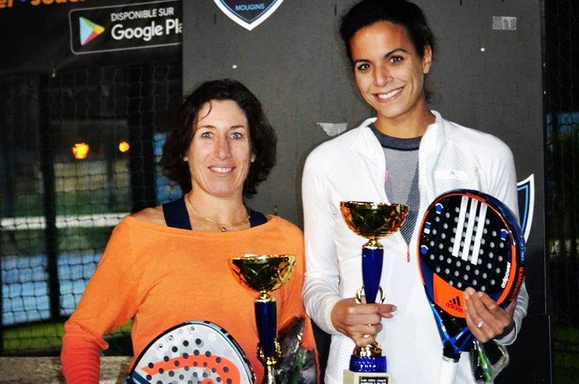 Martin / Sorel remporte l'Open Padel Riviera Mougins