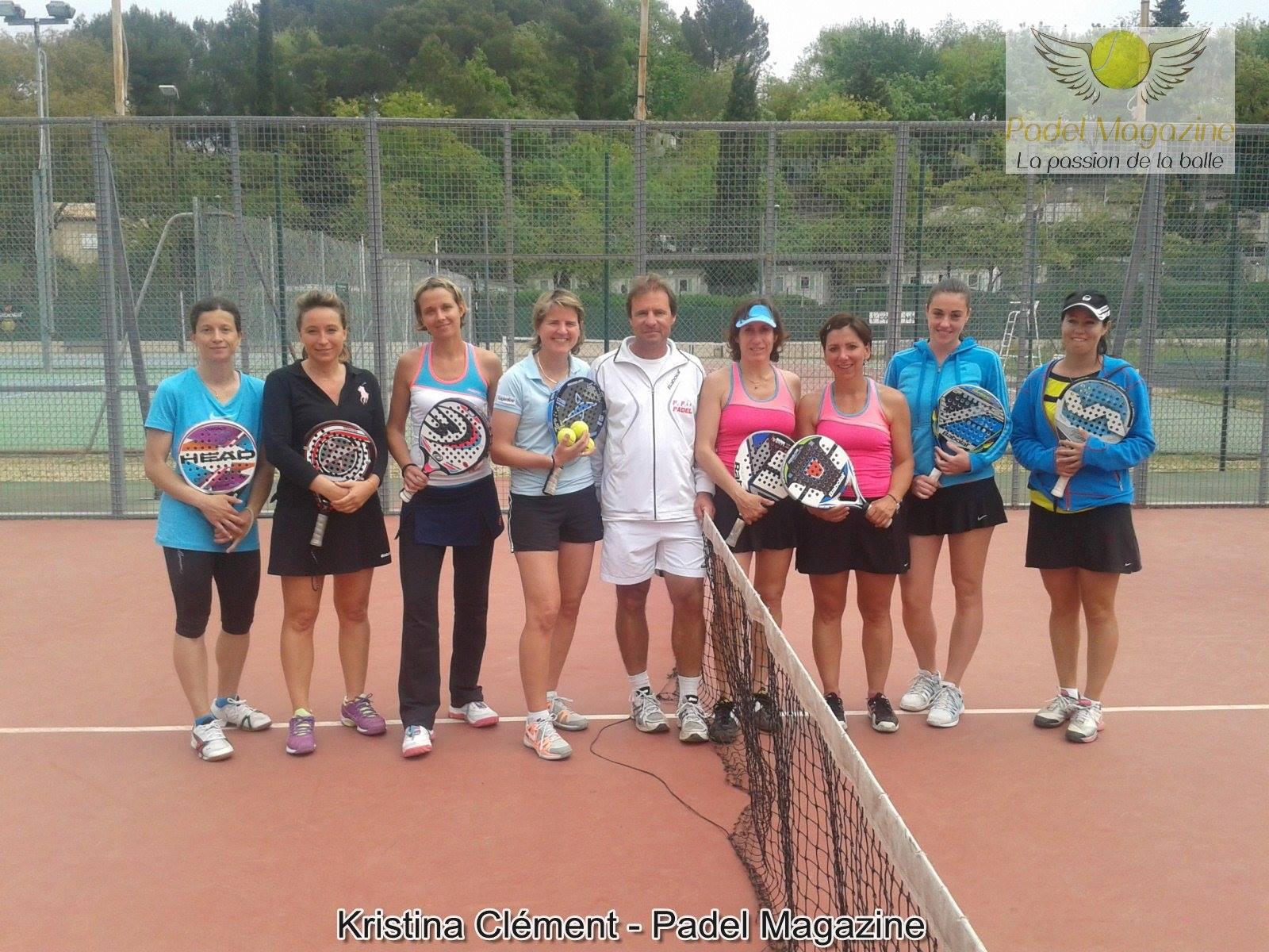 Le Tennis Padel Roquettan revient avec 3 padel