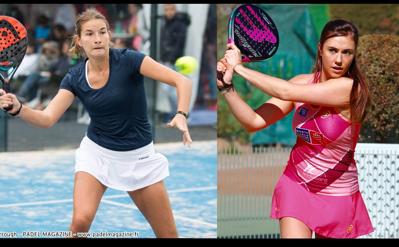 Alix Collombon e Laura Clergue pronte per il World Padel Tour