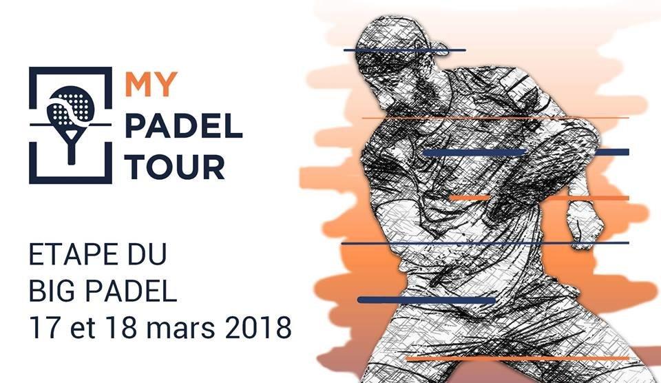 Top départ de la 1ère étape du My Padel Tour 2018