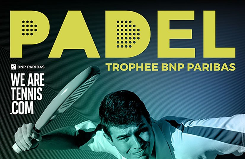 Lille accueille la 1ère Coupe de France Universitaire de padel