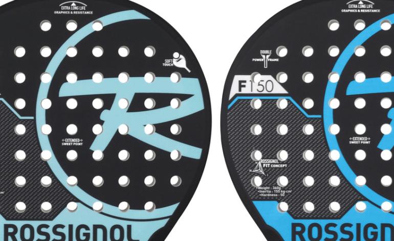 Rossignol Padel : F100 et F150