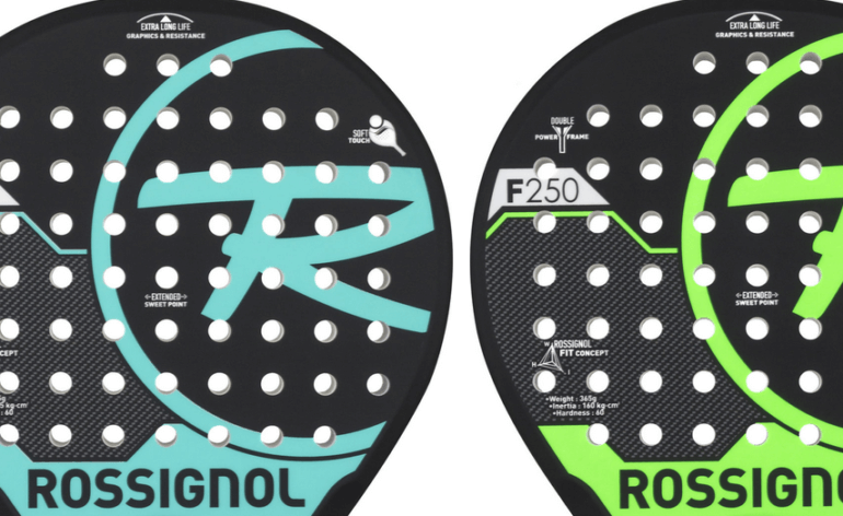 Rossignol Padel : F200 et F250