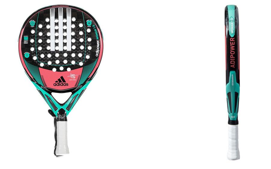 "La Adidas Padel Adipower Woman 1.8 : La ""Zenitude"""
