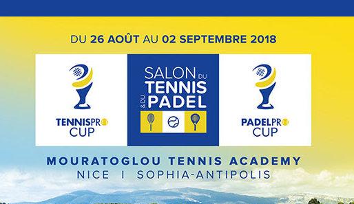 Top départ de la Tennispro Cup et la Padelpro Cup