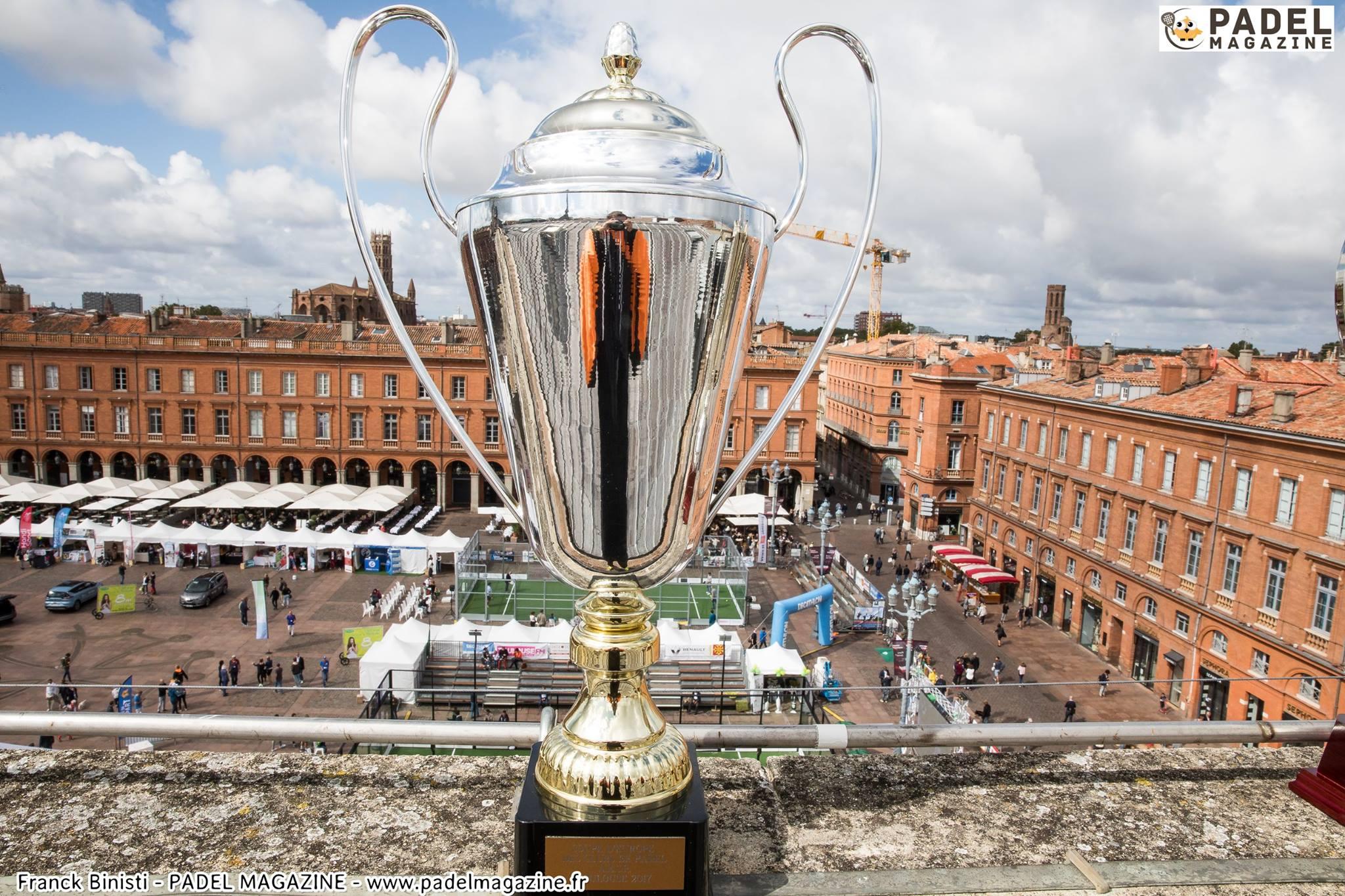 Associazione europea di club Padel presenta la Coppa Europa dei club.