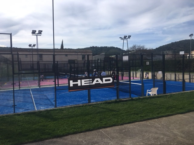 P250 AUC tennis Padel - 20. og 21. maj