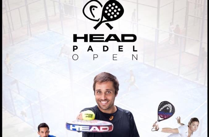 Le Head Padel Abierto pasará por ASCAP