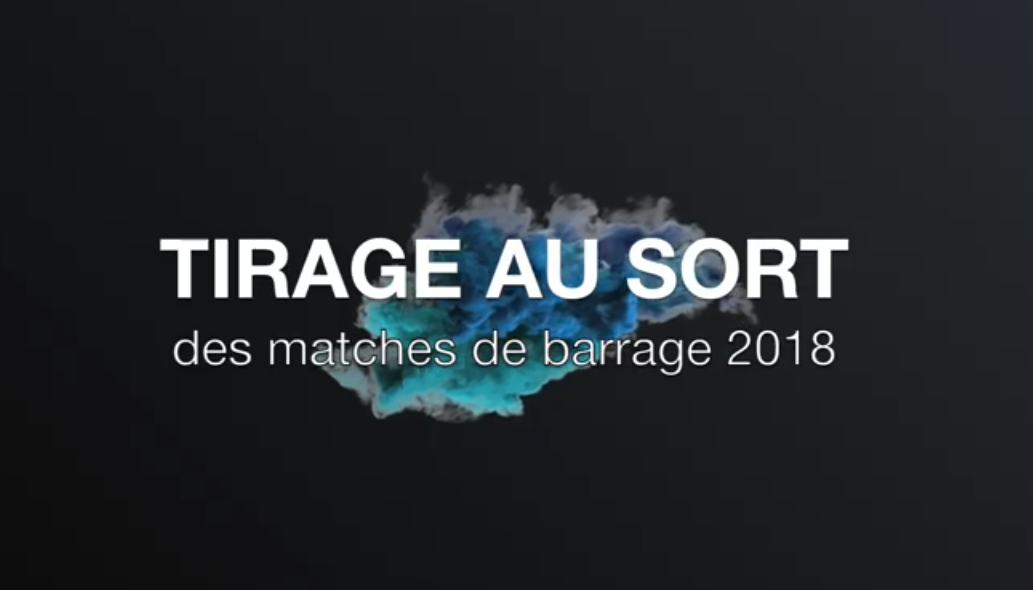 Tirage au sort des barrages de la Setteo Team Cup by Nox à 10h
