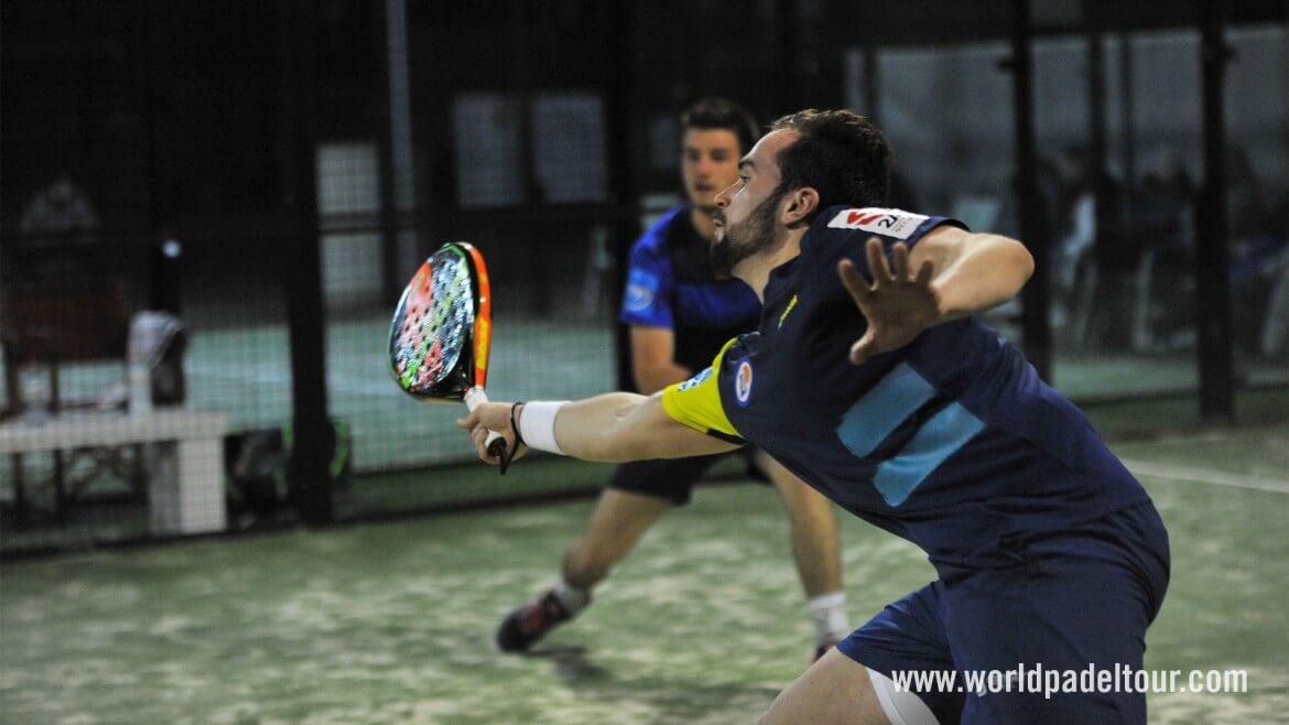 Blanque / Bergeron lost in the 1st round in Alicante