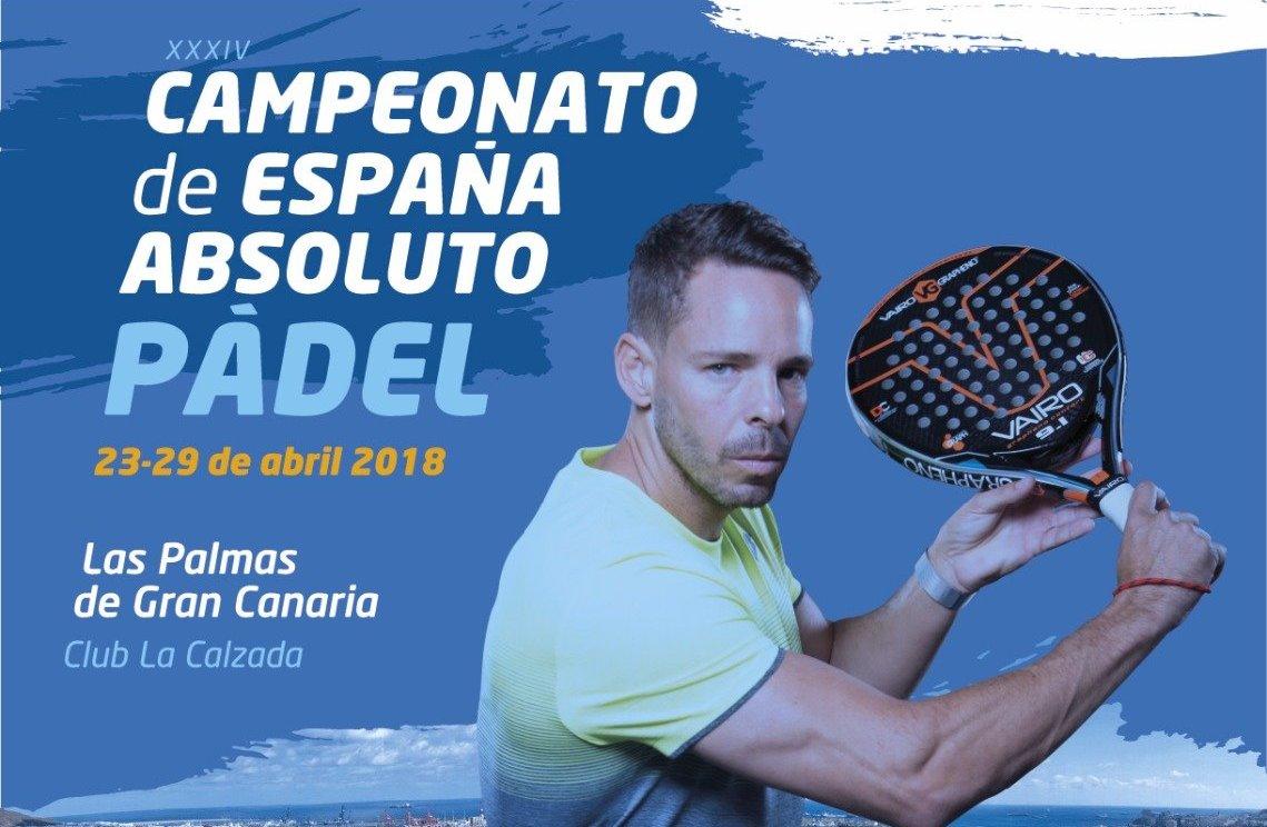 Hur fungerar det spanska mästerskapet? padel ?