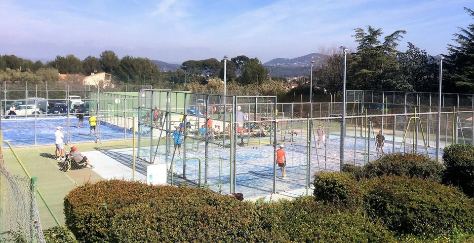 Friendly PADEL Tournament at St. Cyrien