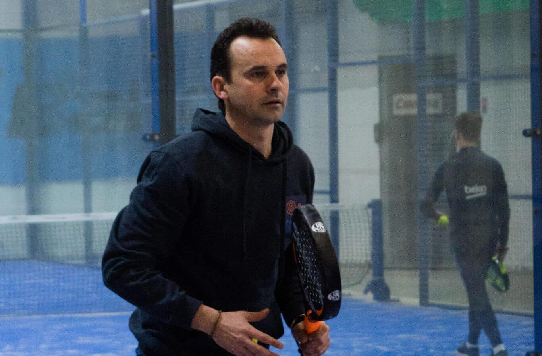 Jonatan Sotillo intègre Padel Tolosa