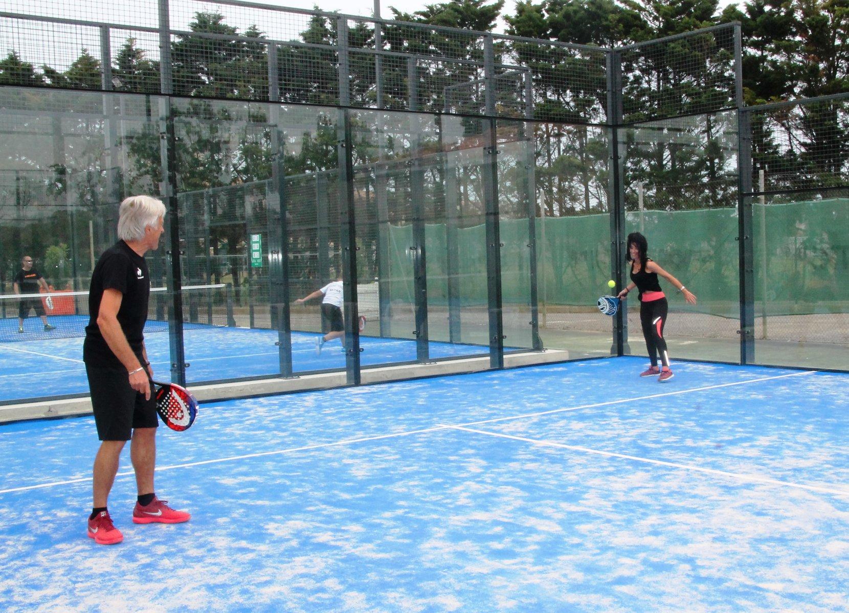 Conca Sport réalise 2 terrains de padel