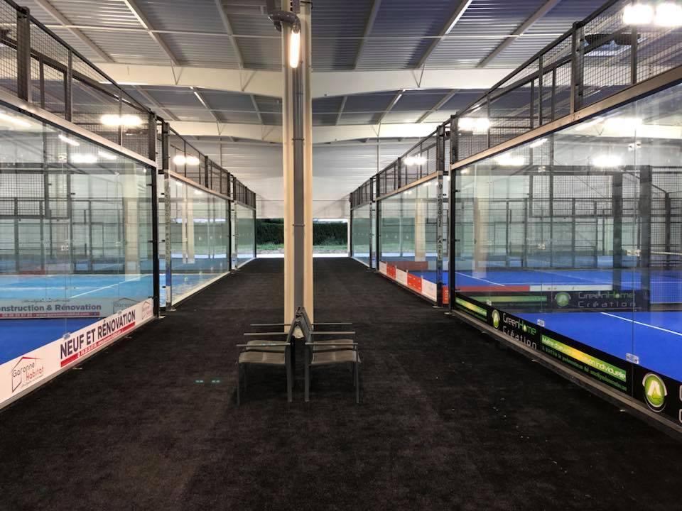 Toulouse Padel Club lance la ligue Arcanthe