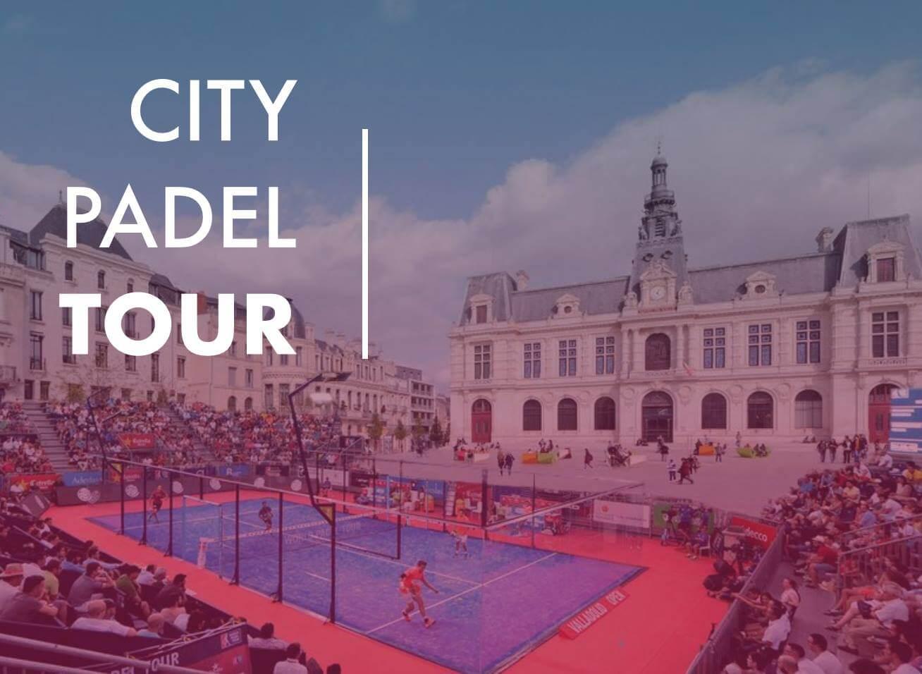 City Padel Tour : Financé par des privés