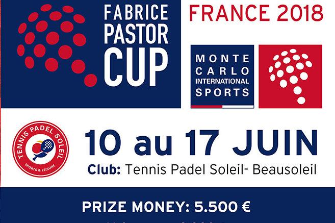 La Fabrice Pastor Cup arriva in Francia!