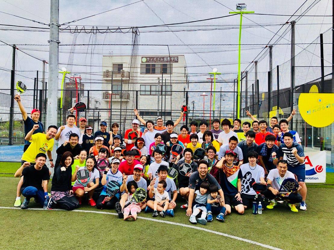 Le Japon Padel Tour est lancé !